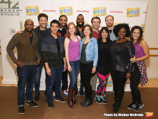 Chesney Snow, Justin Guarini, Telly Leung, Steven 'Heaven' Cantor, Erin Mackey, Nicholas Ward, Margo Seibert, James Snyder, Mariand Torres, David Abeles, Moya Angela and Gerianne Perez