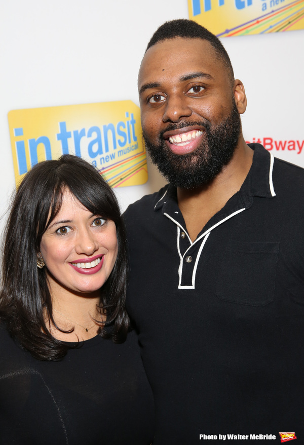 Mariand Torres and Nicholas Ward