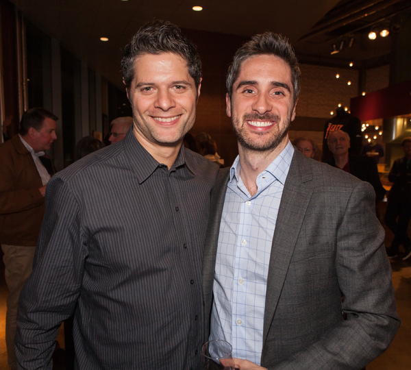 Tom Kitt and Bryan Perri