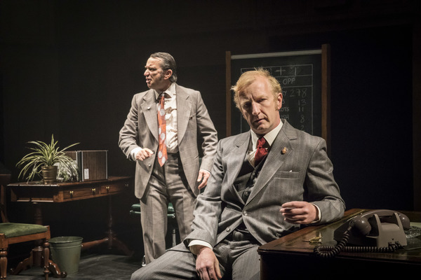 Photo Flash: Sneak Peek at Chichester's THIS HOUSE, Moving to the Garrick This Autumn
