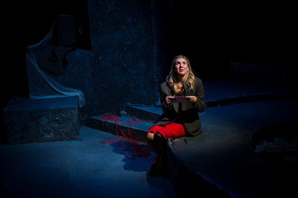 Photo Flash: NextStop Theatre Presents Sarah Ruhl's EURYDICE