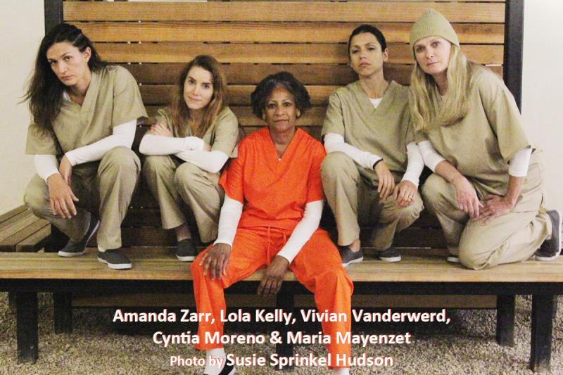 BWW Review: A Raw LIFE WITHOUT PAROLE Vividly Depicts a Stacked Justice System