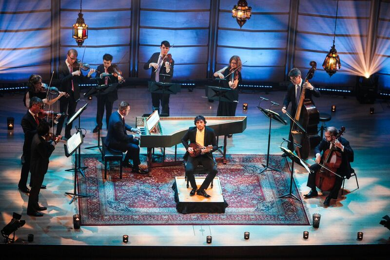 BWW REVIEW: Avi Avital And The Australian Brandenburg Orchestra Present A Breathtaking Concert Filled With Energy And Emotion