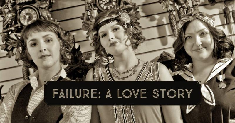 BWW Review: Actors Bridge Ensemble's Whimsical, Magical FAILURE: A LOVE STORY
