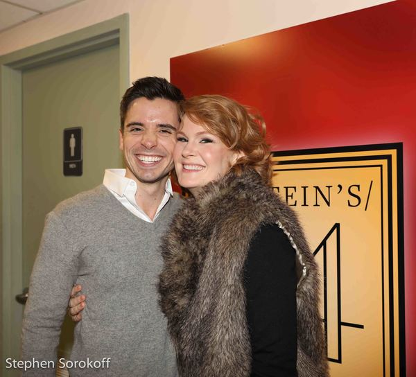 Matt Doyle & Kate Baldwin