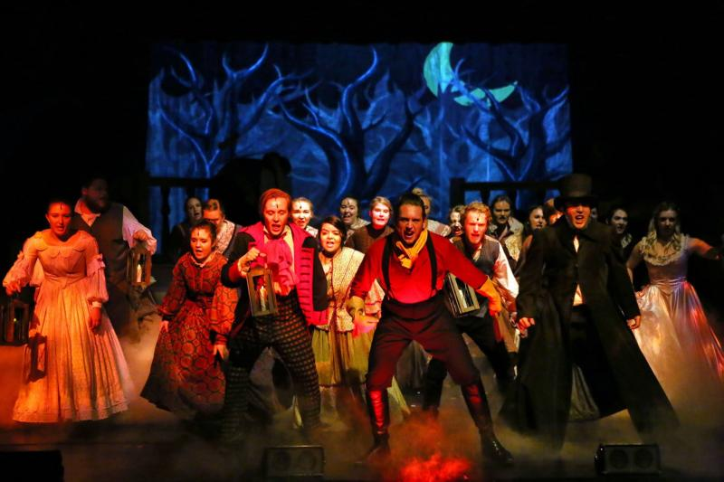a review of beauty and the beast theatrical performance This theatrical telling celebrates the  sierra rep's 'beauty and the beast' is pure magic review:  the beast in disney's beauty and the beast.
