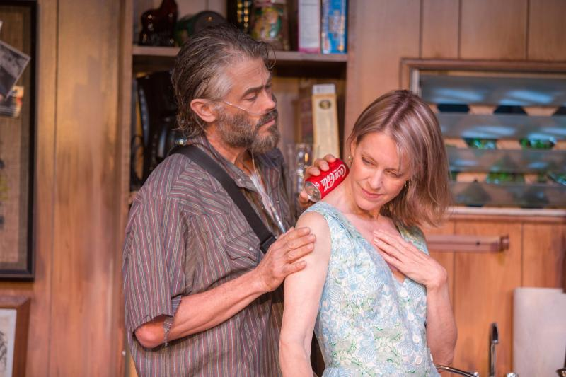 BWW Review: Coachella Valley Repertory Starts its Season with a Spirited Production of ANNAPURNA, a Comic Drama with Heart