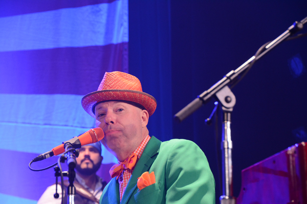 Photo Coverage: THE MAVERICKS Return to The Music Hall in Tarrytown, NY