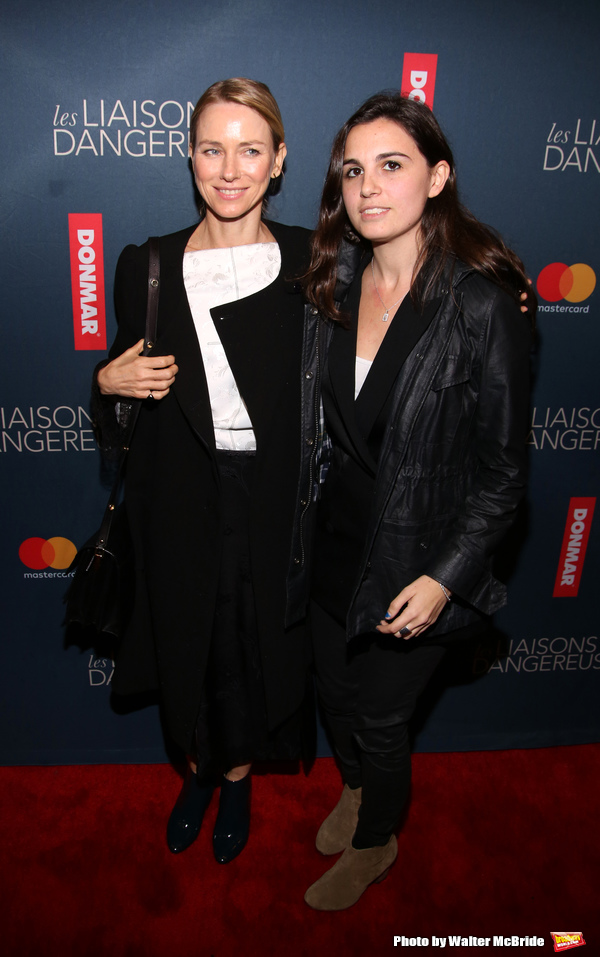 Photo Coverage: Inside the LES LIAISONS DANGEREUSES' Opening Night Arrivals