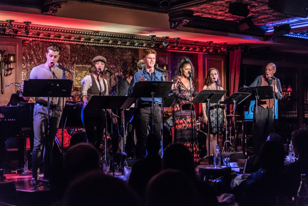 Photo Flash: YOUNG DR. JEKYLL in Concert at Feinstein's/54 Below