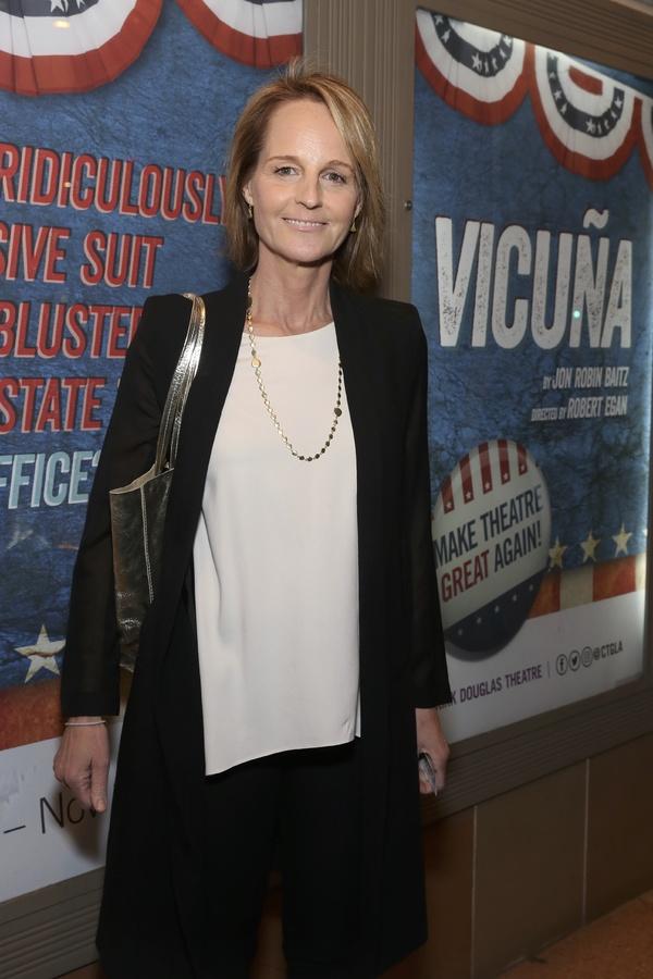 Actor Helen Hunt