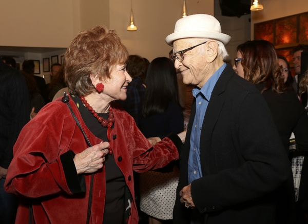 Photo Flash: VICUNA Celebrates Opening Night at the Douglas with Marisa Tomei, Helen Hunt, Norman Lear and More