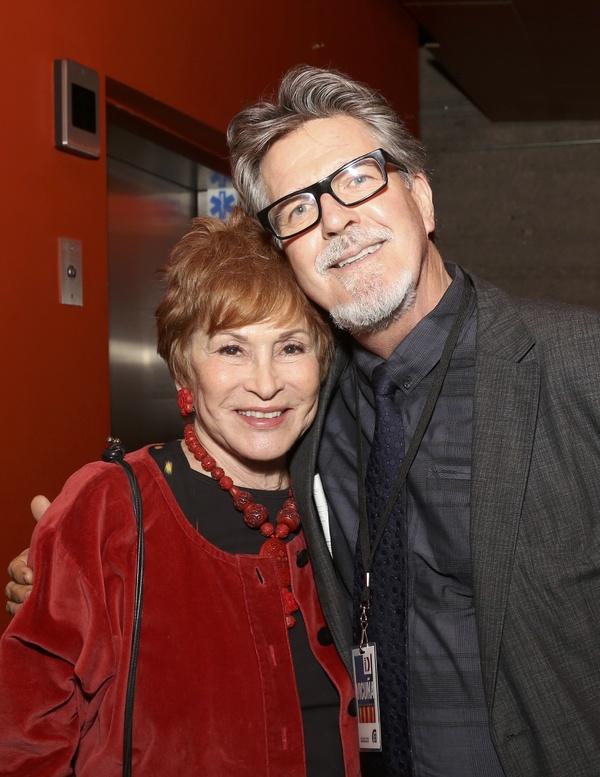 Judi Davidson and  Robert Egan