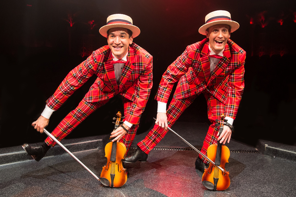Photo Flash: Splash with Starry SINGIN' IN THE RAIN at The Marriott Theatre
