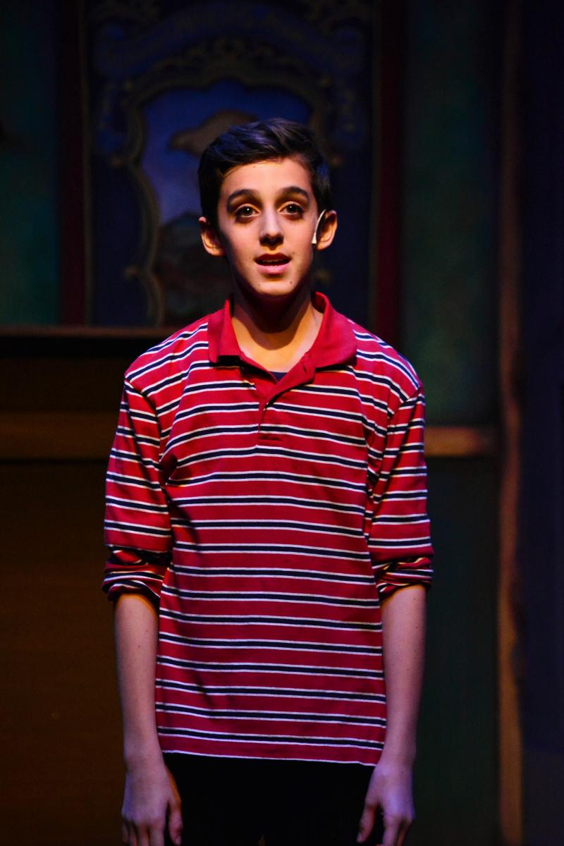 Cade Pearlman (Billy Elliot)