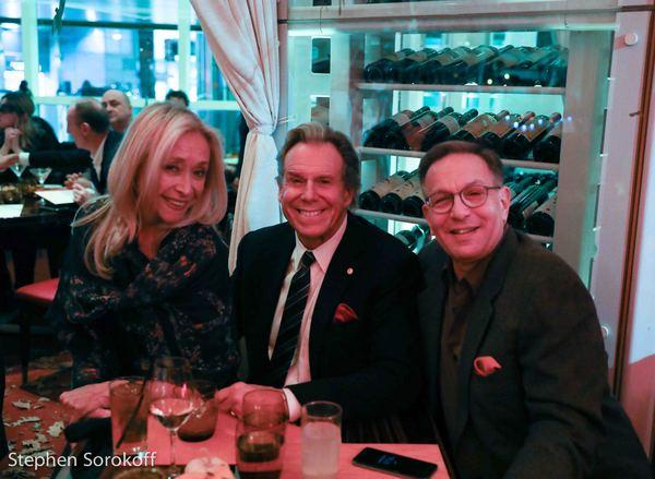 Eda Sorokoff, Bill Boggs, Jeff Liebowitz