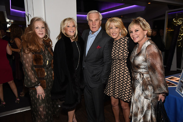 Randi Rahm, Nancy Brown, Howard Brown, MIchele Sweetwood, Wendy Radus Federman Photo