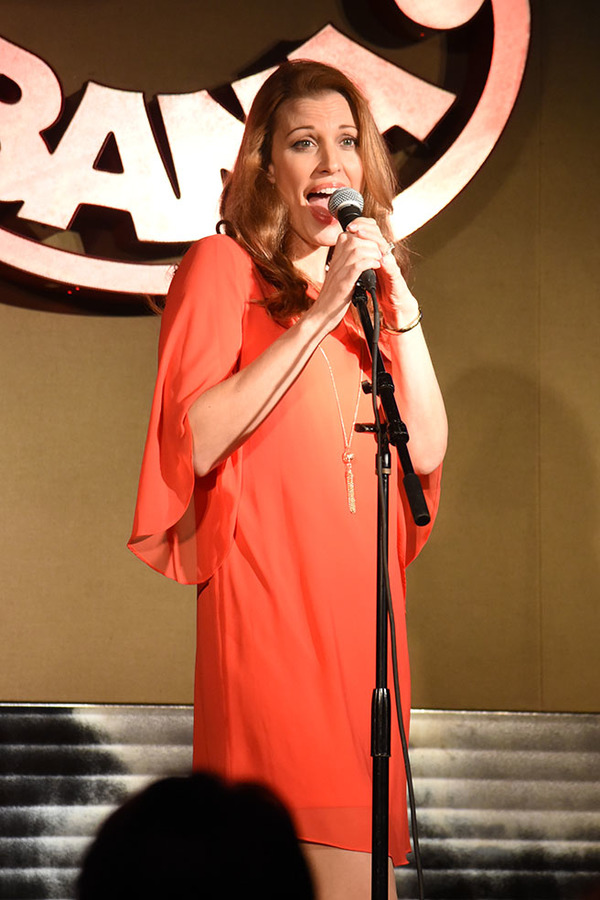 Rachel York performing 'Lost and Found'