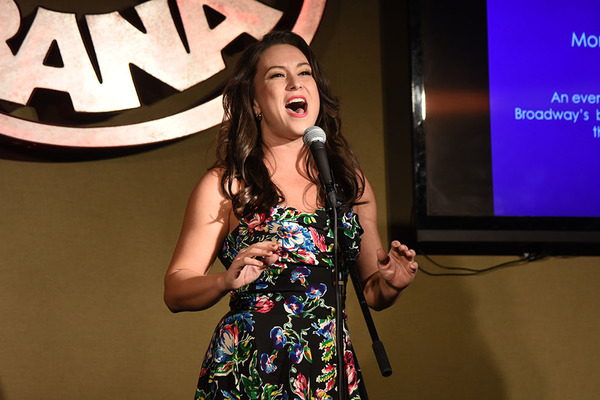 Holly Ann Butler performing 'Help Is On the Way'