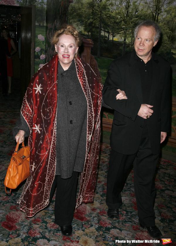 Tammy Grimes & Gary Springer