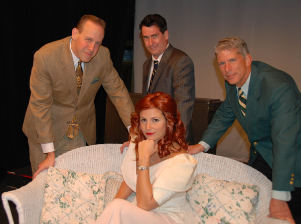 Photo Flash: First Look at THE PHILADELPHIA STORY, Opening Today at The Wilton Playshop