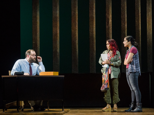 Photos: Daphne Rubin-Vega in La Jolla Playhouse MISS YOU LIKE HELL