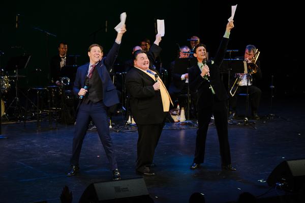John Bolton, Michael Walters, Damon Kirsche Photo