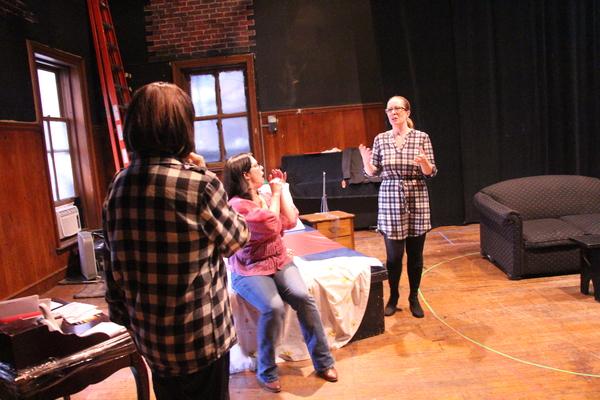 Lynne Taylor-Corbett, Patricia Randell, and Martha Byrne