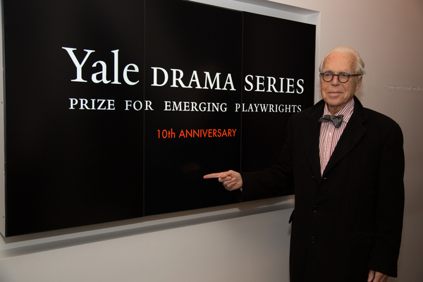 Photo Flash: Emily Schwend Honored with10thAnnual Yale Drama Series Award