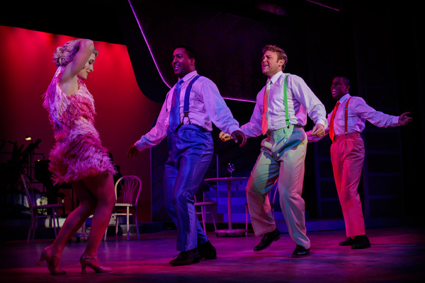 Photo Flash: SMOKEY JOE'S CAFE Begins Tonight at Finger Lakes Musical Theatre Festival