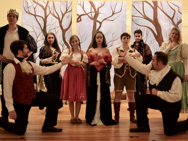 Photo Flash: Central Florida Vocal Arts Presents GRIMMLY EVER AFTER