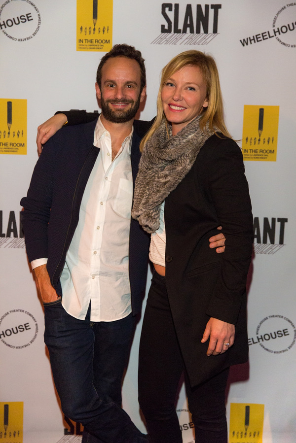 Photo Flash: Opening Night of IN THE ROOM at Alchemical Theatre