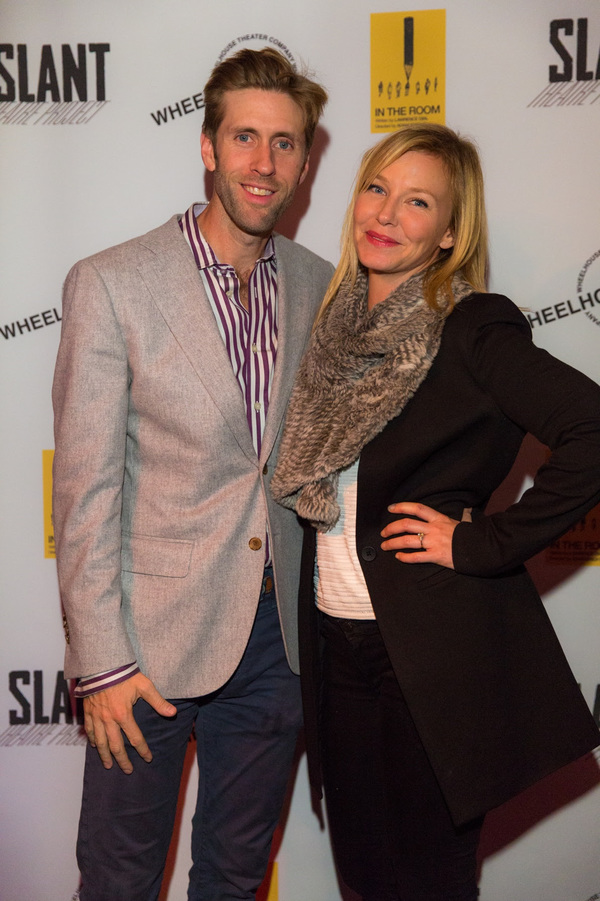 Jeff Wise, Kelli Giddish