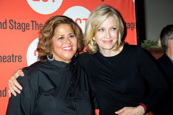 Anna Deavere Smith, Diane Sawyer