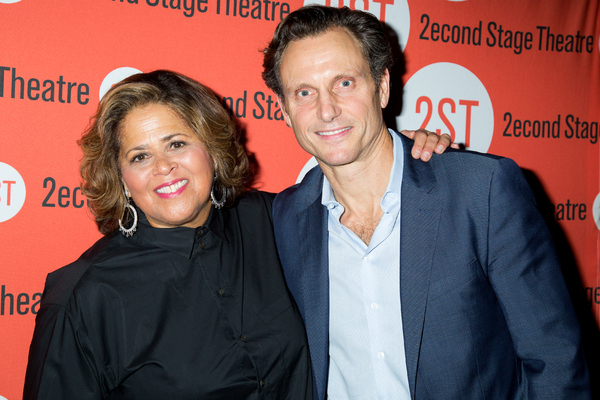 Anna Deavere Smith, Tony Goldwyn