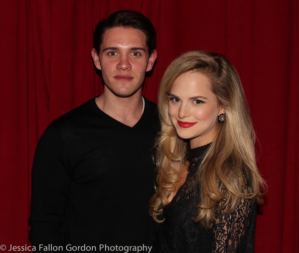 Stephanie Styles and Guest