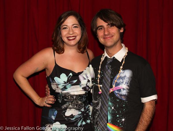 Jenny Rachel Weiner and Kip Fagan