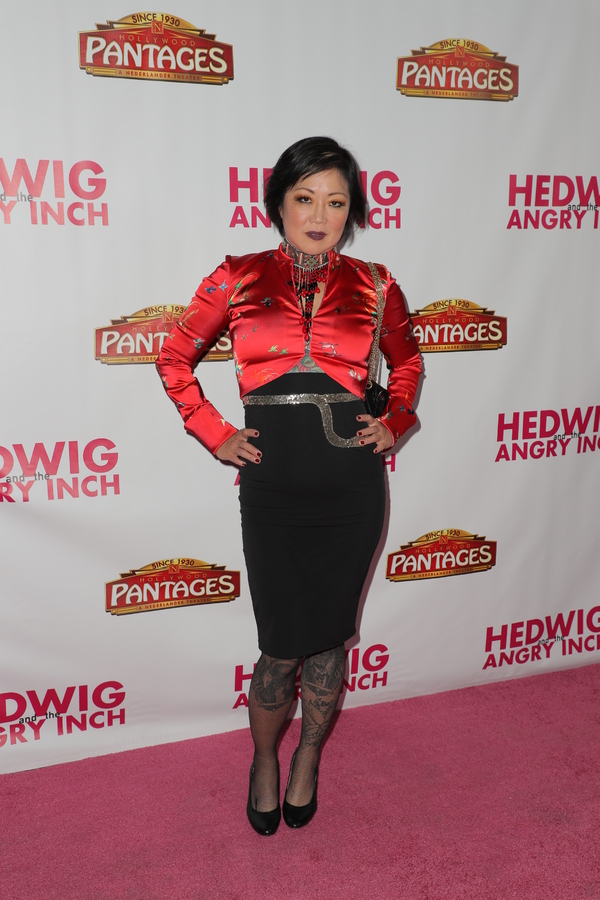 Photo Flash: HEDWIG AND THE ANGRY INCH Tour Gets Starry L.A. Opening
