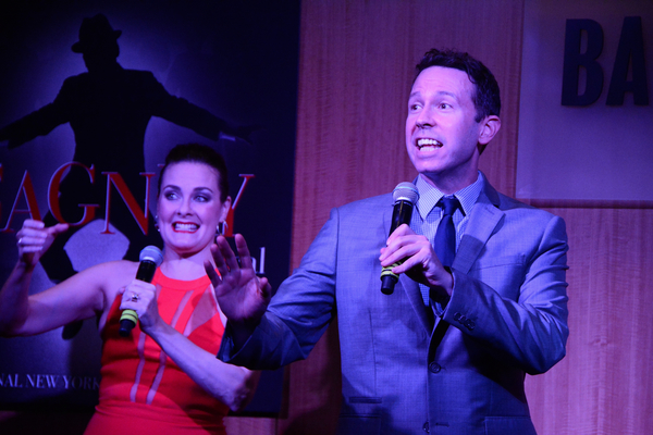 Danette Holden and Jeremy Benton