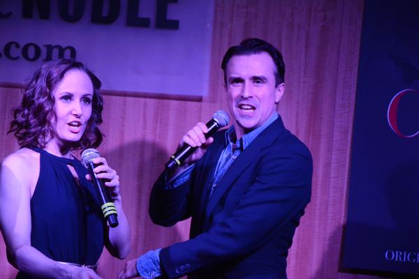 Ellen Zolezzi and Josh Walden