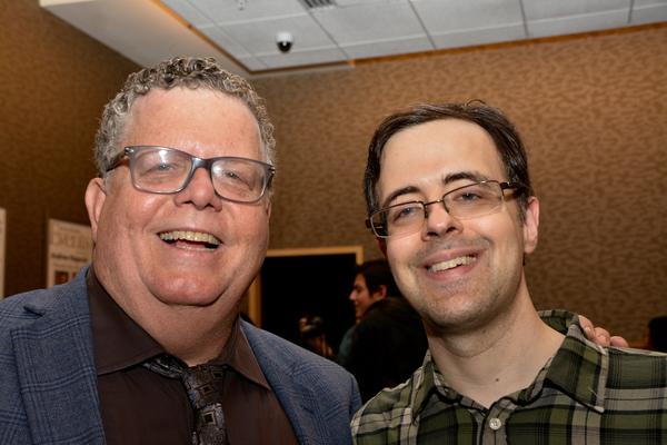 James Morgan and Van Dean Photo
