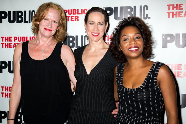 Johanna Day, Miriam Shor, Michelle Wilson