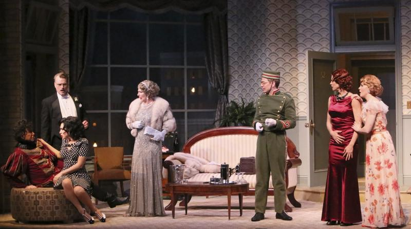 BWW Review: La Mirada Brings the Laughs with LEND ME A TENOR