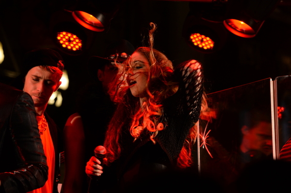 Photo Flash: Meat Loaf Launches BAT OUT OF HELL - THE MUSICAL