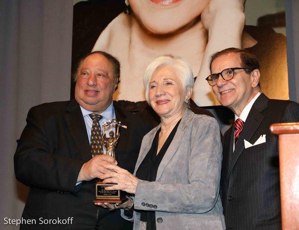 John Catsimatidis, Olympia Dukakis, Joseph Sano, Executive  Co-Founder