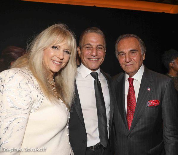 Alyse Lo Bianco, Tony Danza, Tony Lo Bianco