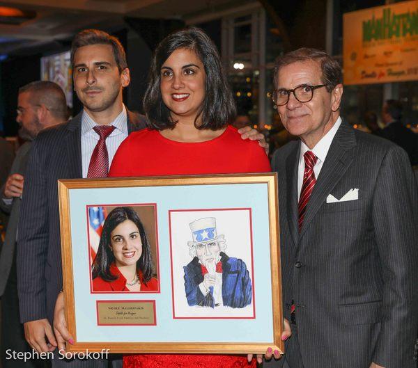 Nicole Malliotakis, Assemblywoman & Joseph Sano Photo