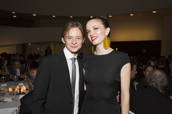Daniil Simkin and Michelle Dorrance