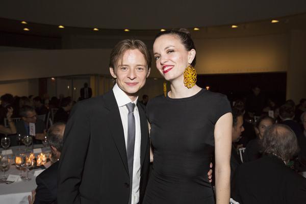 Daniil Simkin and Michelle Dorrance