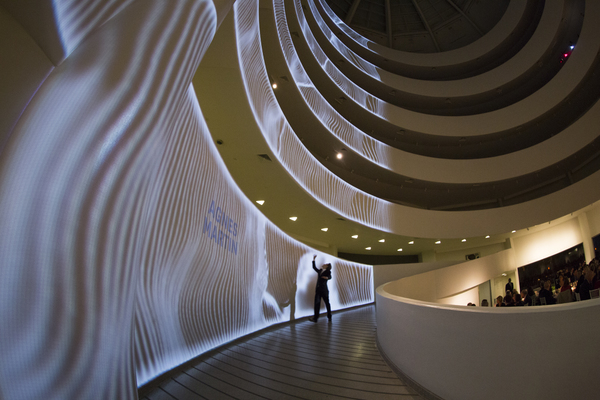 Photo Flash: Works & Process Rotunda Projects Gala Chaired by Isaac Mizrahi Raises Over $450K at The Guggenheim